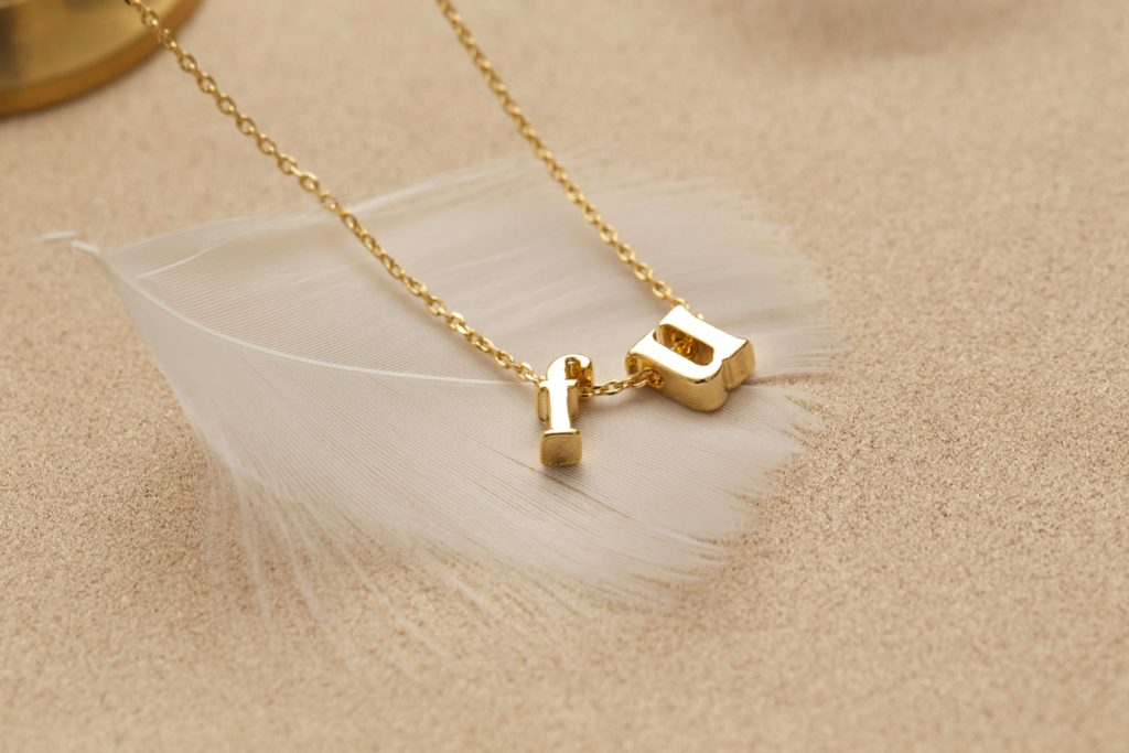 InitialNecklace